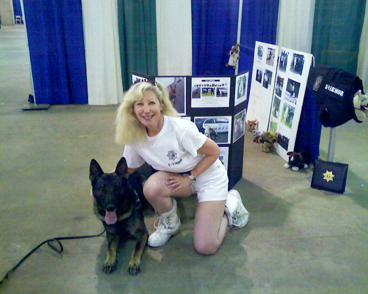 K9 Armor Accepts Donations To Give Free Bulletproof Vests