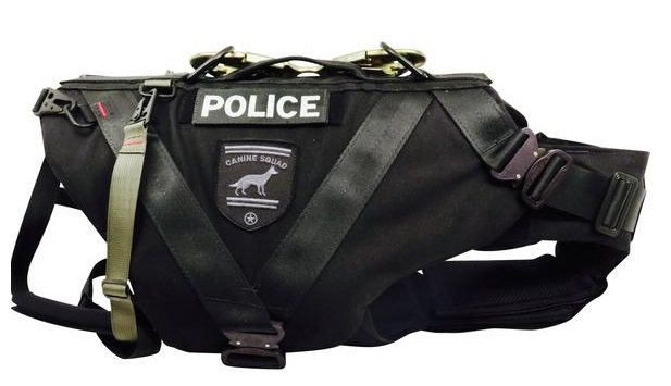 K-9 ARMOR accepts donations to give FREE bulletproof vests