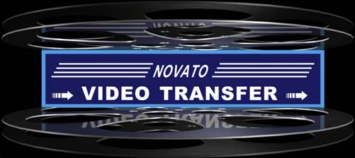 Open Novato Video Transfer web site