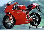 See this Ducati Motorcycle at Modesto Ducati